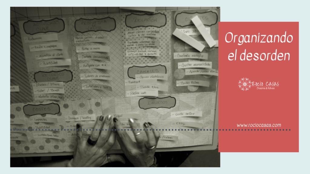 Organizando el desorden