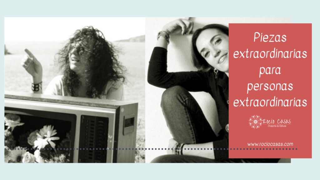 Piezas extraordinarias para personas extraordinarias