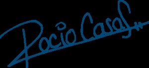 FIRMA ROCIO CASAS