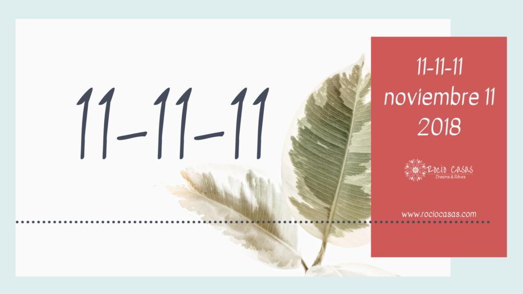 11-11-11 noviembre 11 2018