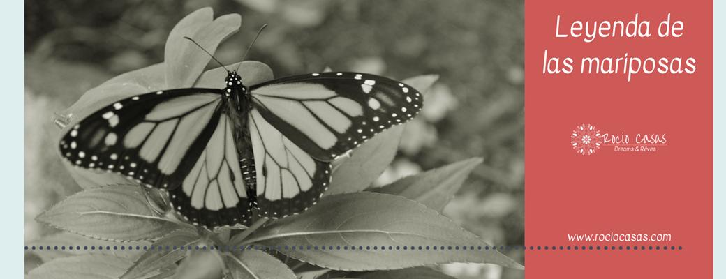 Leyenda de las mariposas