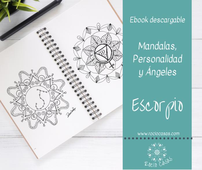 Mandalas, Personalidad y Ángeles ESCORPIO