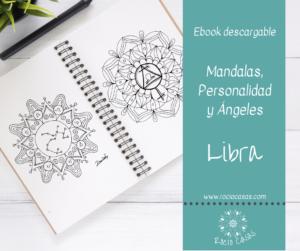 Mandalas, Personalidad y Ángeles LIBRA